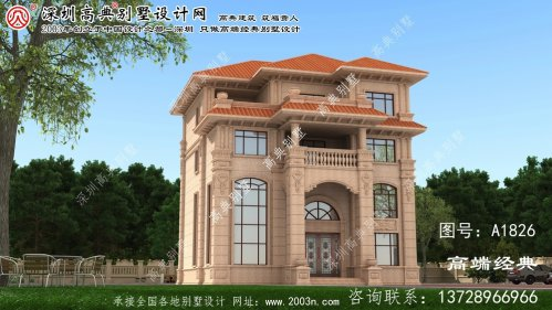 大新县四层别墅图片