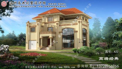 南江县乡村房屋设计图