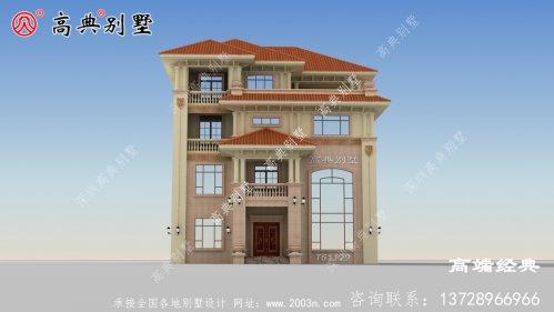 云岩区四层别墅室内设计