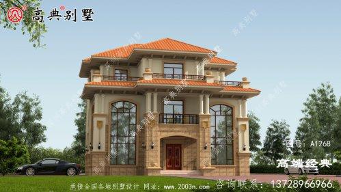 杂多县农村自建房3层