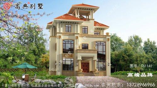 住宅时尚设计经济型别墅