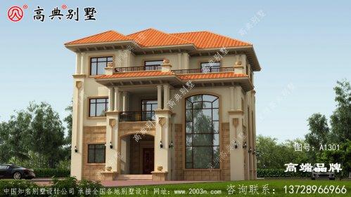 别墅设计专家坡屋顶设计经典而养眼