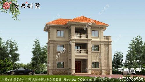 个性别墅设计私人定制版,独家设计