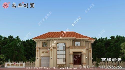 三明市农村自建房效果图,另附详细图,建房一
