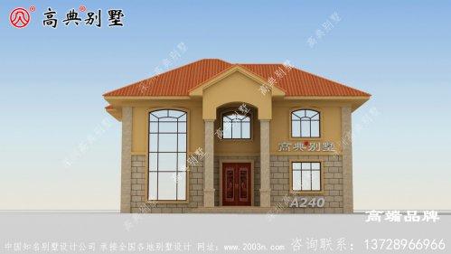 房屋设计图经济款建房的典范