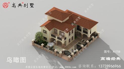 衣锦还乡建别墅,享受宁静的乡间生活。