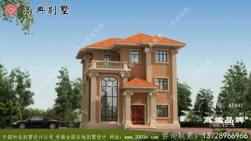 如今的农村房屋取而代之的是越来越多的别墅