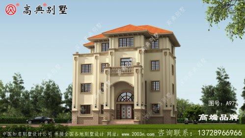 好看的别墅设计图纸,建房必备。