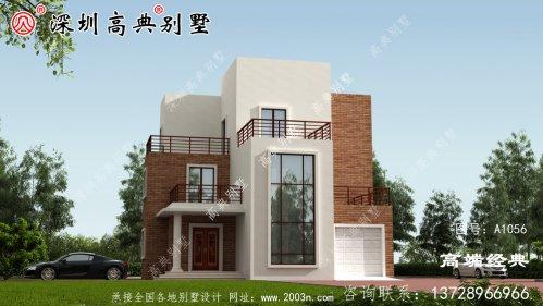 2020最新三层房屋设计图,选好就能开工
