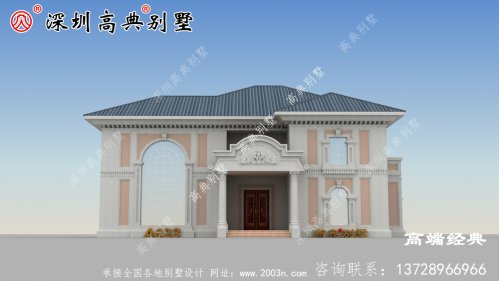 2021热门别墅,乡下建房的标杆,收藏准没错。