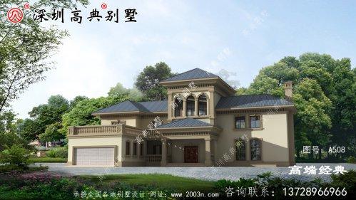 城市房价特别高,农村人选择在自己家里建造自己的房子