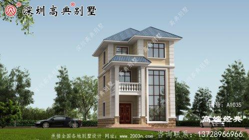 新农村自建设计及效果图。