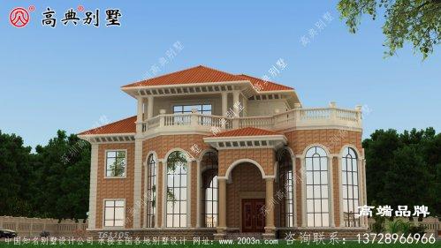 建造这样别墅不仅有面子 ,隔热效果也非常好