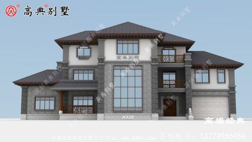 来选一套最适合自己的别墅户型图吧!