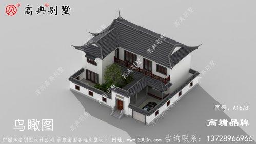 自从建了中式合院,邻村的都跑来看