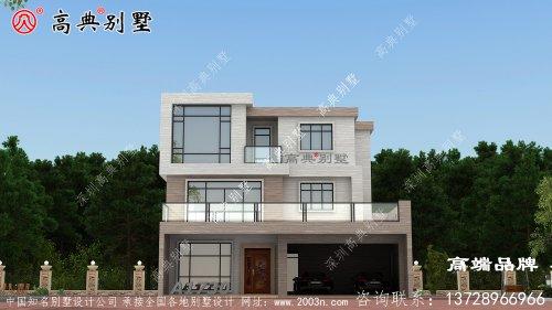 漂亮至极的现代别墅设计图,想给他99个赞