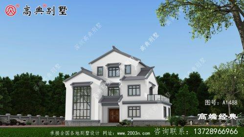 新中式别墅这样做,更加高端有质感